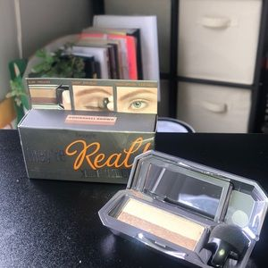 They're Real!Duo Shadow Blender in Bombshell Brown